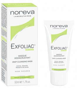 EXFOLIAC DEEP CLEANSING MASK